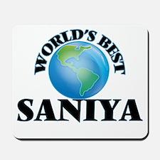 World's Best Saniya Mousepad