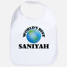 World's Best Saniyah Bib