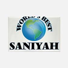 World's Best Saniyah Magnets