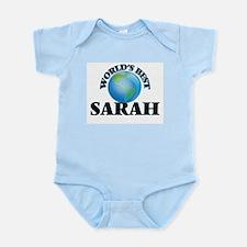 World's Best Sarah Body Suit