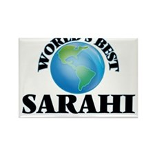 World's Best Sarahi Magnets