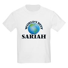 World's Best Sariah T-Shirt