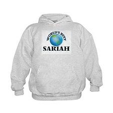 World's Best Sariah Hoodie