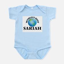 World's Best Sariah Body Suit