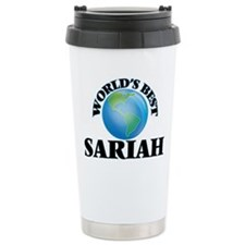 World's Best Sariah Thermos Mug