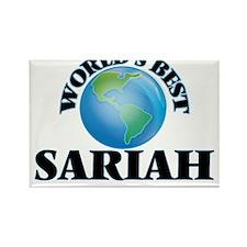 World's Best Sariah Magnets