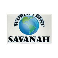 World's Best Savanah Magnets