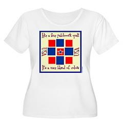 USA Patchwork T-Shirt