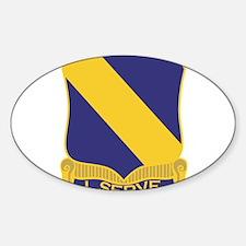 51st Infantry Regiment Decal