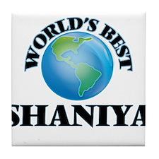 World's Best Shaniya Tile Coaster