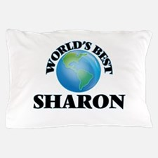 World's Best Sharon Pillow Case
