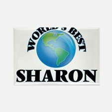World's Best Sharon Magnets