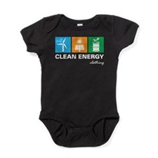 Unique Renewable energy Baby Bodysuit