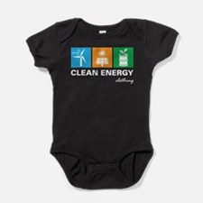 Unique Alternative energy Baby Bodysuit