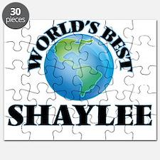 World's Best Shaylee Puzzle