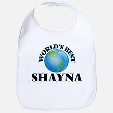 World's Best Shayna Bib