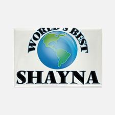 World's Best Shayna Magnets