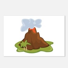 Volcano Postcards (Package of 8)