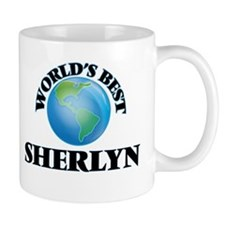 World's Best Sherlyn Mugs