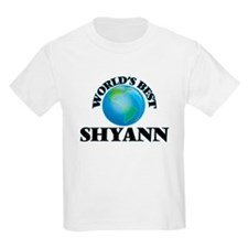 World's Best Shyann T-Shirt