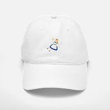 Curiouser Alice Baseball Baseball Baseball Cap