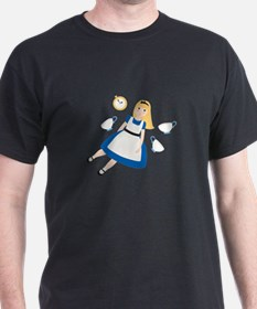 Curiouser Alice T-Shirt