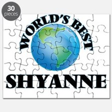 World's Best Shyanne Puzzle