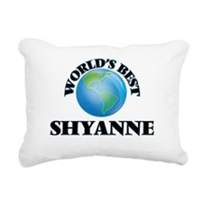 World's Best Shyanne Rectangular Canvas Pillow