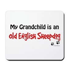 OES Grandchild Mousepad