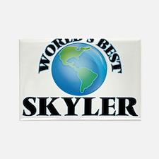 World's Best Skyler Magnets
