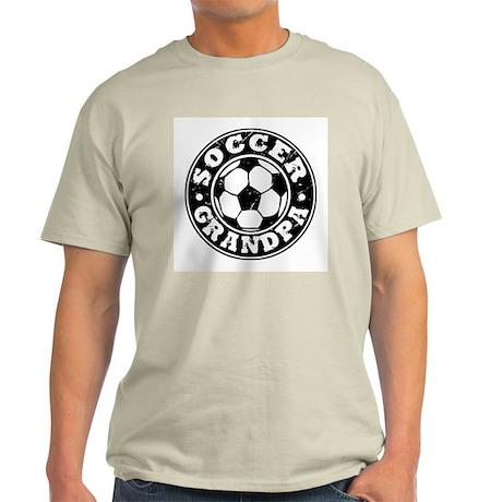 Soccer Grandpa Light T-Shirt
