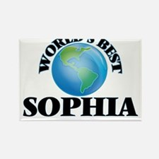 World's Best Sophia Magnets