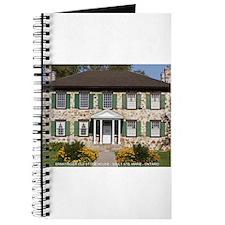 Ermatinger Old Stone House Journal