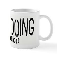 HUMAN DOING Mug