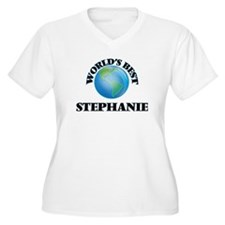 World's Best Stephanie Plus Size T-Shirt