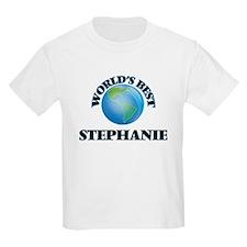 World's Best Stephanie T-Shirt