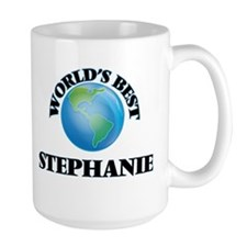 World's Best Stephanie Mugs