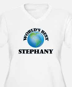 World's Best Stephany Plus Size T-Shirt