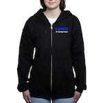 Sledaholic Women's Zip Hoodie