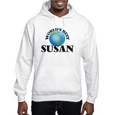 World's Best Susan Hoodie Sweatshirt