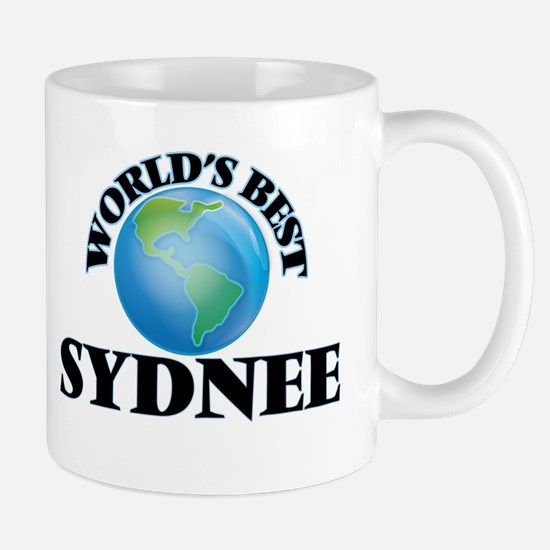 World's Best Sydnee Mugs