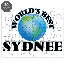 World's Best Sydnee Puzzle