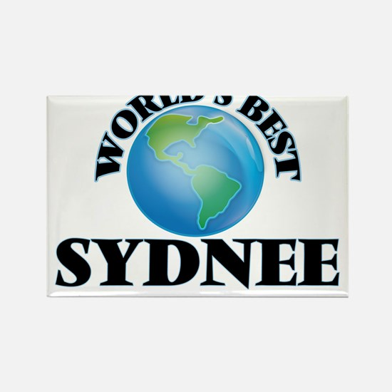 World's Best Sydnee Magnets