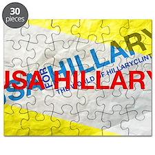 Hillary Clinton 2016 Puzzle