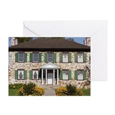 Ermatinger Old Stone House Greeting Cards (6)