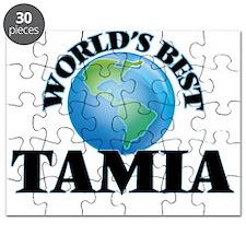 World's Best Tamia Puzzle