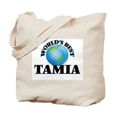 World's Best Tamia Tote Bag