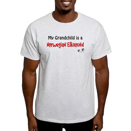 Elkhound Grandchild Light T-Shirt