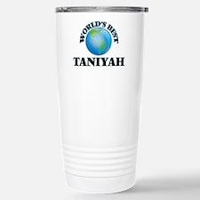 World's Best Taniyah Travel Mug