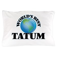 World's Best Tatum Pillow Case